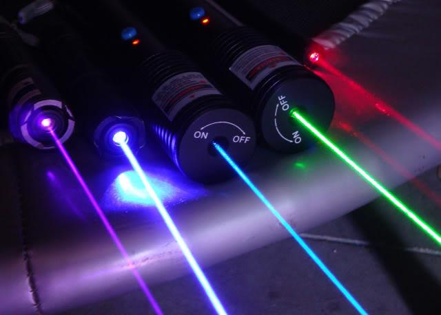 Как сделать лазер своими руками?