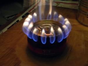 Как сделать горелку?