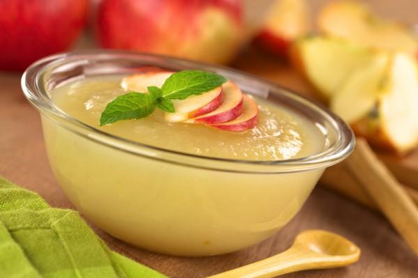 Готовим яблочный соус с корицей