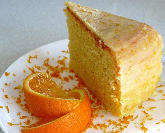 Как приготовить манник с апельсиновой цедрой?