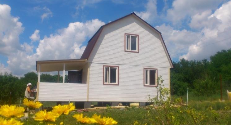 Выбираем фирму для постройки дачного дома