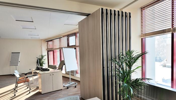 Как организовать офисное помещение?