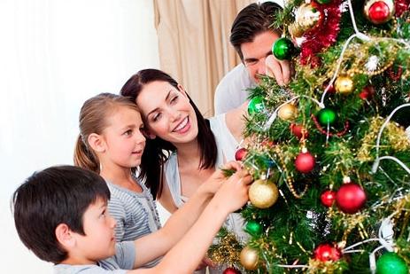 Как весело встретить Новый год в кругу семьи?