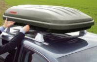 Автобокс на крышу авто