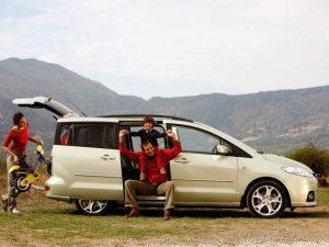 автомобиль для всей семьи