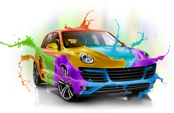 Выбор цвета автомобиля