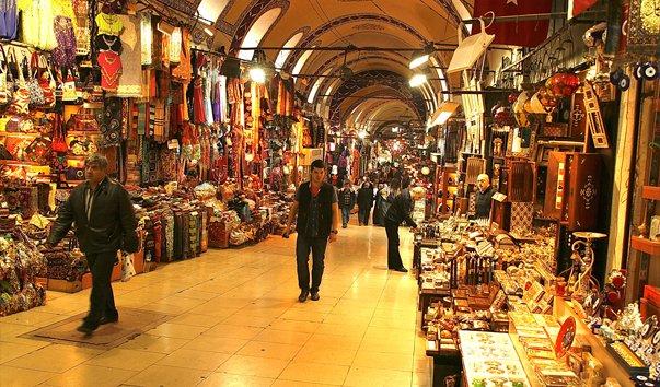 Советы путешественнику: торги на восточном базаре