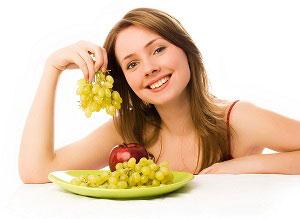 Чем полезен виноград. Лечение виноградом.