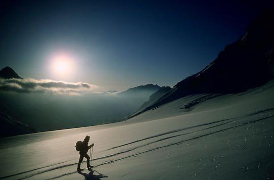 Собираемся в поход на лыжах
