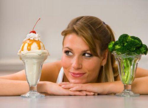 Мороженое и диета